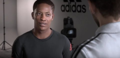 Alex Hunter, Virtual Influencer, Adidas