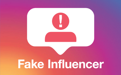 Fake Influencer Instagram