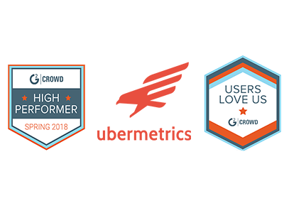 Ubermetrics recognised by G2 Crowd as 'High Performer'