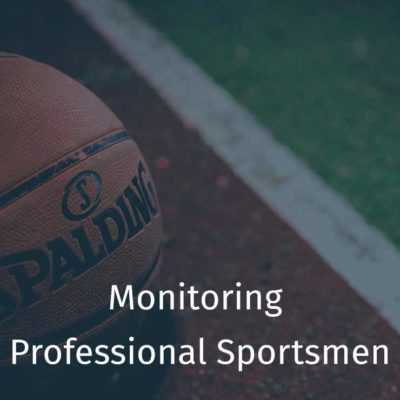 monitoring professional sports